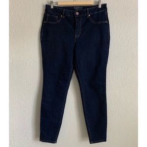 Maurices High Waisted Jegging Skinny Jeans